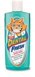 Dental Fresh Form For Cats - 8oz Bottle