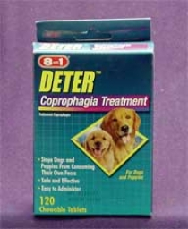 Deter Coprophagia