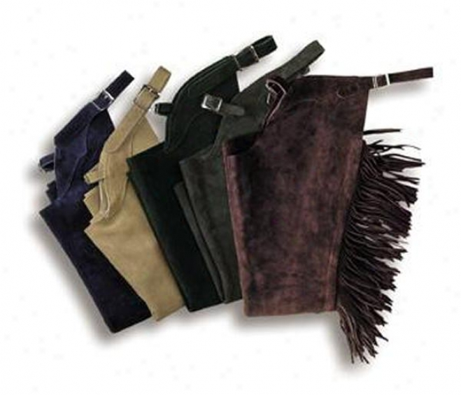 Devon Aire Ladies Fringed Chaps