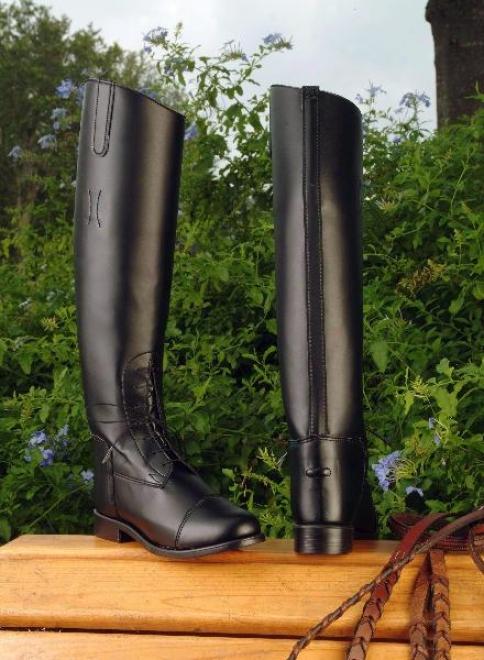 Devon Aire Ladies Urethane Field Boot