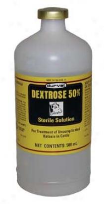 Dextrose 50% For Cattle - 500 Milliliter