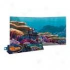 Disney Coral Reef Aquarium Background