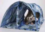 Double Pleasantry Tunnel Trifle For Ferrets - Multicolor