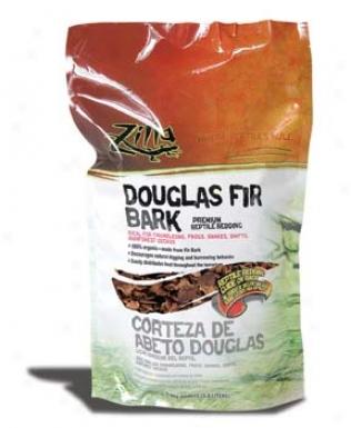 Douglas Fir Bark For Reptiles - 5 Quarts