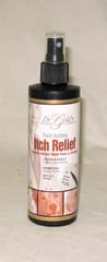 Dr. Gold's Itch Relief Formula For Dogs/cats/small Animals - 8 Oz