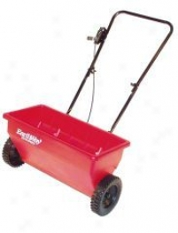 Drop Denominate Spreader - Red - 60 Pound Hopper