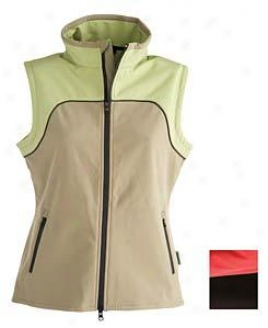 Dublin Flex Ex Fitted Softshell Vest