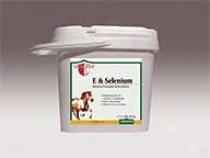E And Selenium - 20lbs