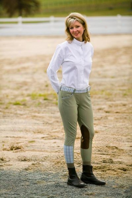 E Couture F3 Breeches Ladies