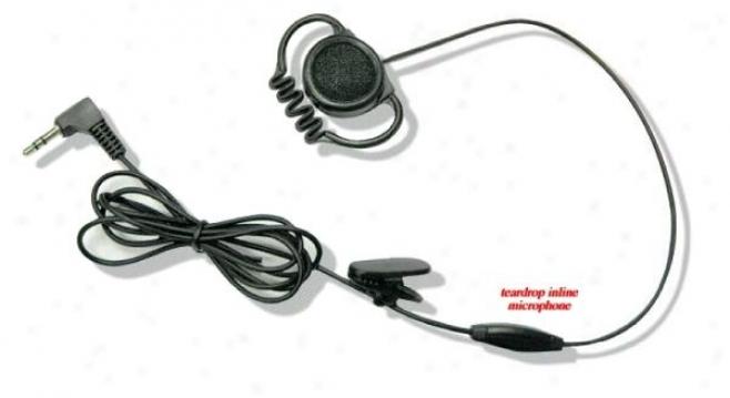 Eartec Loop Headset For Simultalk Radio
