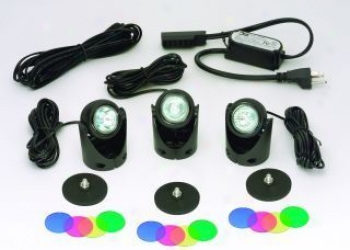 Egglite Pond Light Kit Complete - 10 Wwtt
