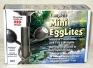 Egglites Pond Light Mini With Transformer