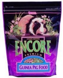 Encore Guimea Pig F0od