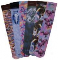 Epona Organ of sight Of The Horse Boot Sock - Assorted