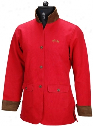 Equine Cluture Cambridge Barn Coat
