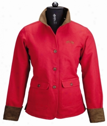 Equine Couture Cambridge Barn Jacket