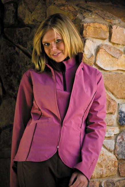 Equine Couture Geneva Impressible Shell Jacket Ladies