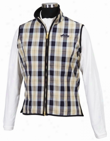 Equine Couture Kingsley Vest