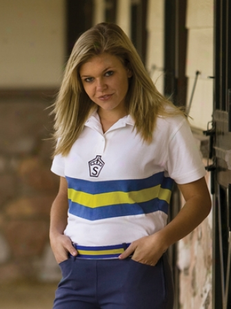 Equine Couture Ladies Breed Polo Shirt