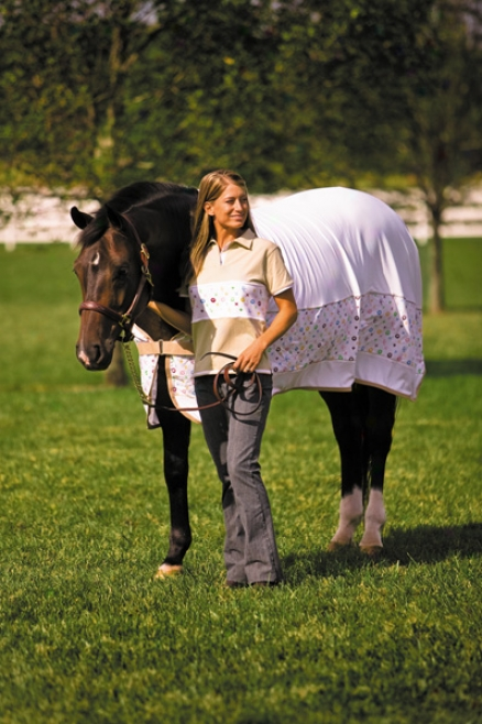 Equine Couture Monte Carlo Anti Sweat Sheet