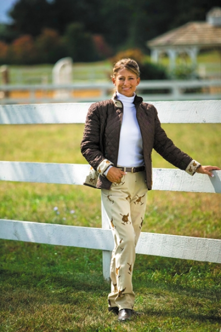 Equine Couture Oxford Jeans