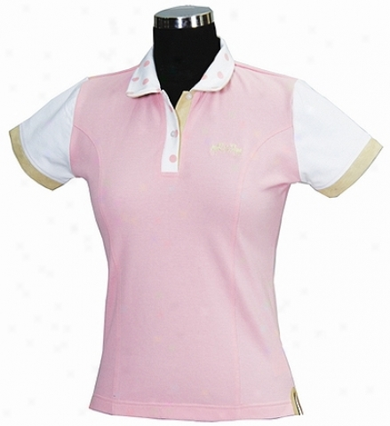 Equine Couture Palm Beach Short Sleeve Polo Children