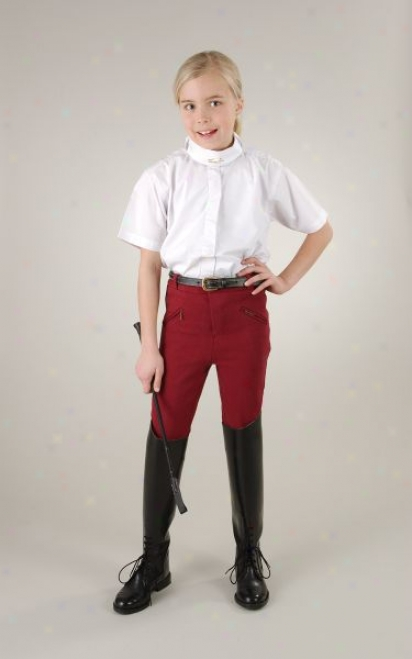Equiroyal Children's Riding Breeches