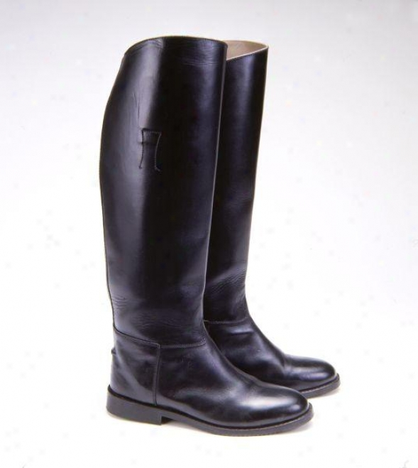 Equiroyal Men's Leather Dress Boots