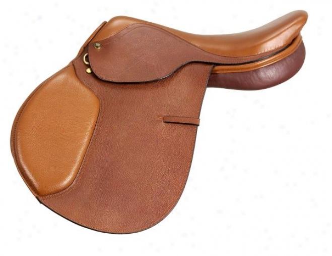Equiroyal Regency Close Contact Saddle Padded Flap