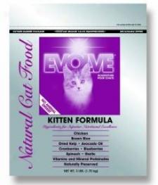 Evolve Dry Kitten Feed