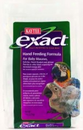 Exact Hand Feeding Baby Macaw - 5 Pounds