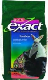 Exact Rainbow Food For Rabbits