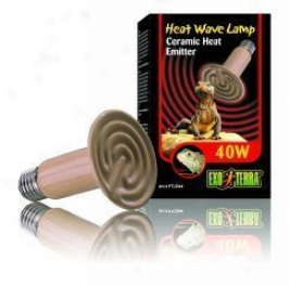 Exo-terra Heat Emitter For Reptiles