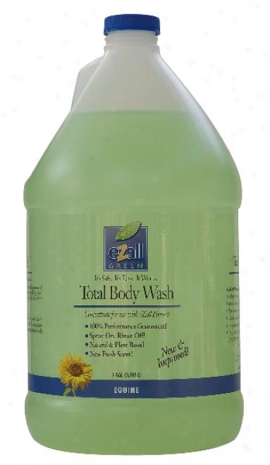 Ezall Total Body Wash Flourishing Formula