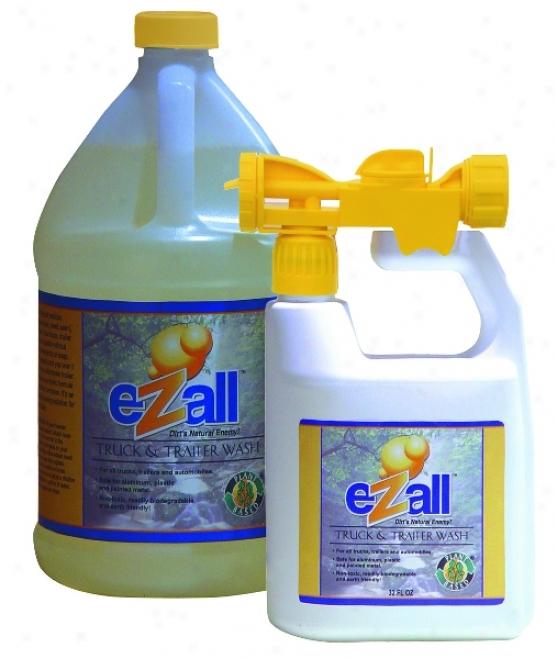 Ezall Truck & Trailer Wash