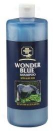 Farnam Wonder Blue Shampoo With Aloe Vera - Two pints