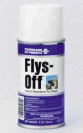 Farnam's Fly's Off Aerosol Spray For Dogs - 9oz