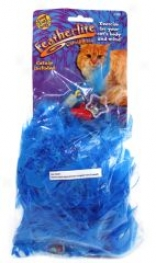 Featherlite Boas Cat Toy - Assorted