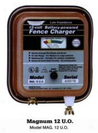 Fencer 12 Volt - Brown - 30 Mile