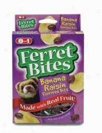 Ferret Banana And Raisin Treats