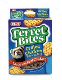 Ferret Bites Chicken Flavored