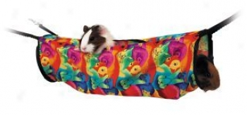 Ferret Death by the halter Play Tunnel - Multicolor