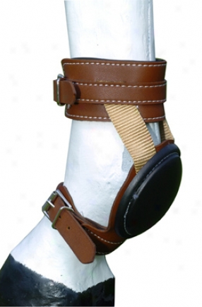 Fg Collection By Lami-cell Duraleather Light Skid Boots - Caramel