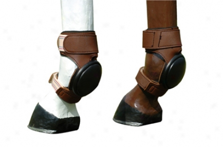 Fg Collection By Lami-cell Duraleather Pvc Skid Boots - Caramel