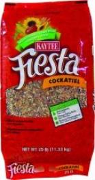 Fiesta Cockatiel Food - 25lbs