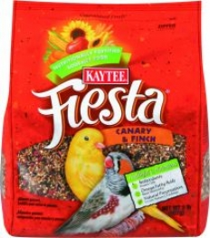 Fiesta Foodd Canary/finch - 2 Pound