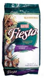 Fiesta Hamster And Gerbil Food - 25lbs