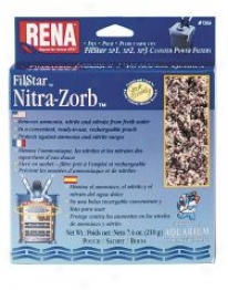 Filstar Nitrs Zorb Filters Chemicals From Freshwater