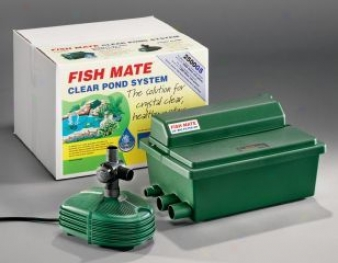Fish Mate Clear Pond System
