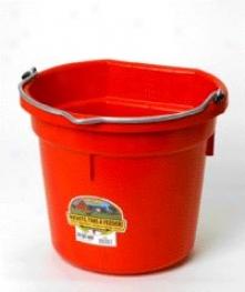 Flatback Bucket For Livestock